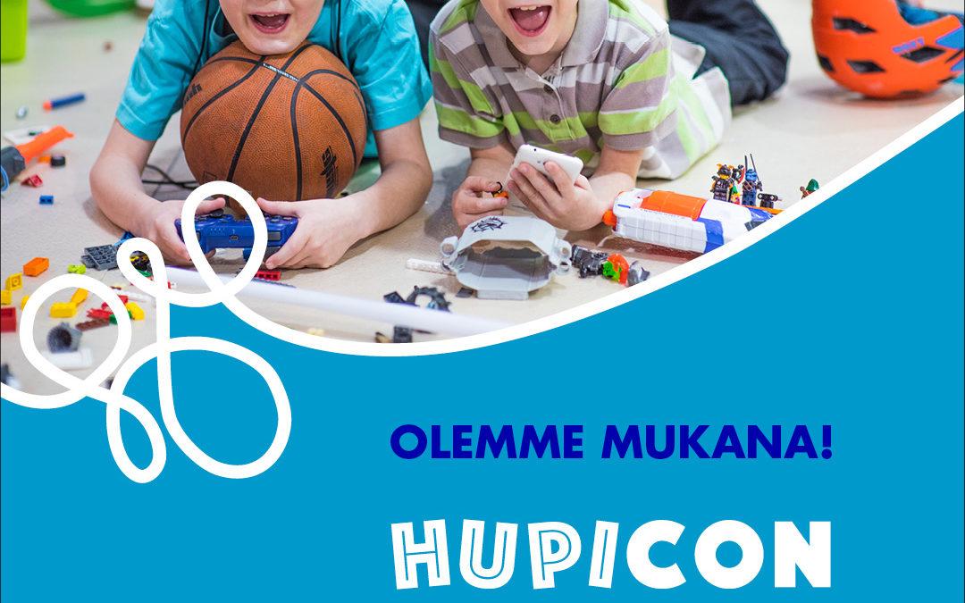 HupiCon | Lapsimessut | Elma | Eläinystäväni | Outlet 12.-14.4.2019
