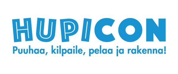 HupiCon messut 20.-22.4.2018