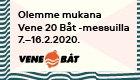 7.-16.2.2020 Vene 20-messut