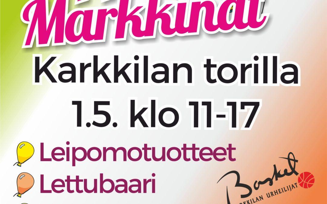 Alen Wappu Markkinat 1.5
