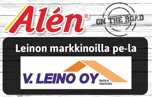 K-Rauta V.Leinon markkinat Karkkilassa 11.-.12.10.2019