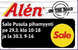 Sale Pusula 29.-30.3.2019