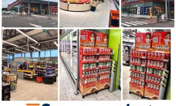 K-Supermarket Vihti ulkomyynti 5.-6.4.2019