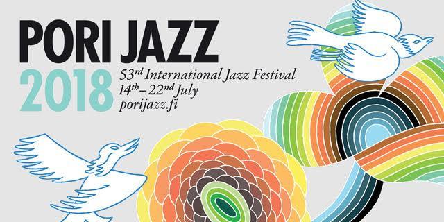 Pori Jazz 14.-22.7.2018