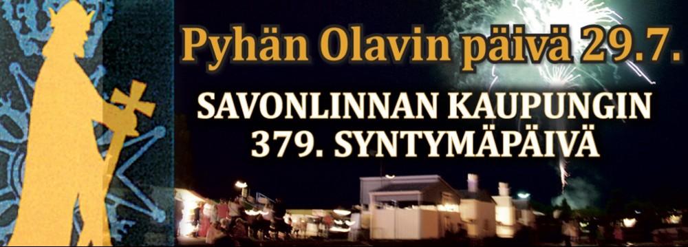 Savonlinna, Pyhän Olavin Markkinat 29.7.2018