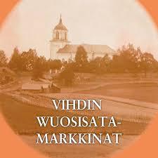 Vihdin Wuosisatamarkkinat 24.8.2019